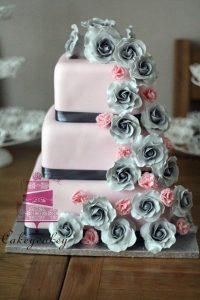 Cakeycakey wedding cake