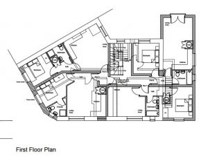 Canadian First Floor Plan