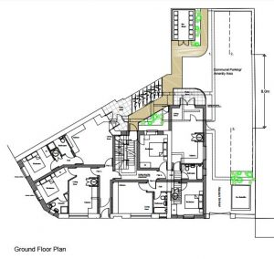 Canadian Ground Floor Plan
