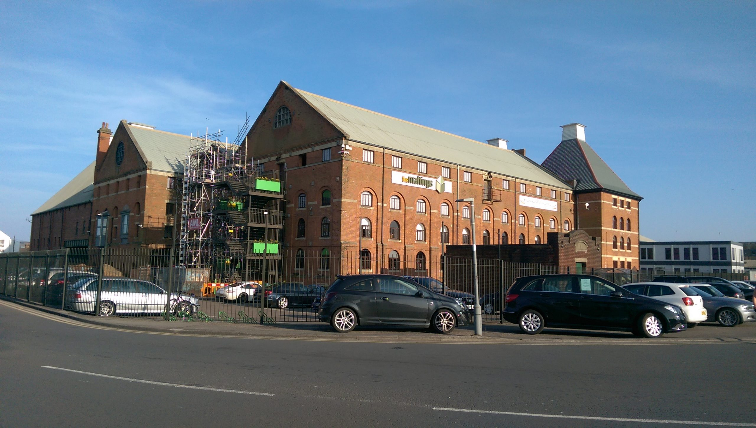 The Maltings - present day