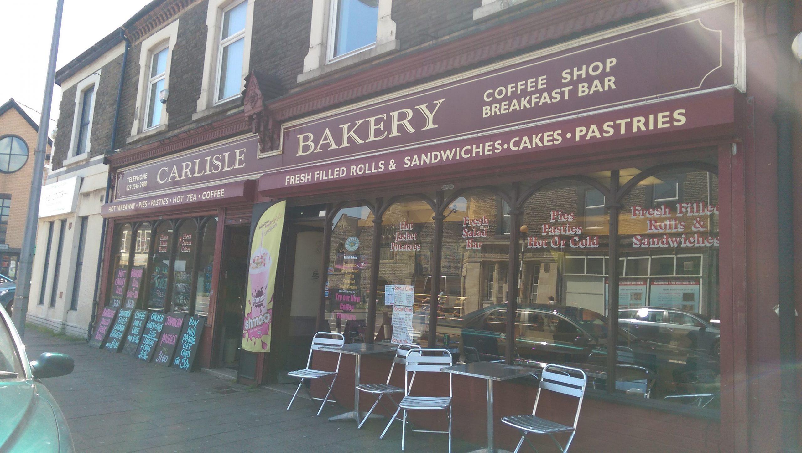 Carlisle Bakery