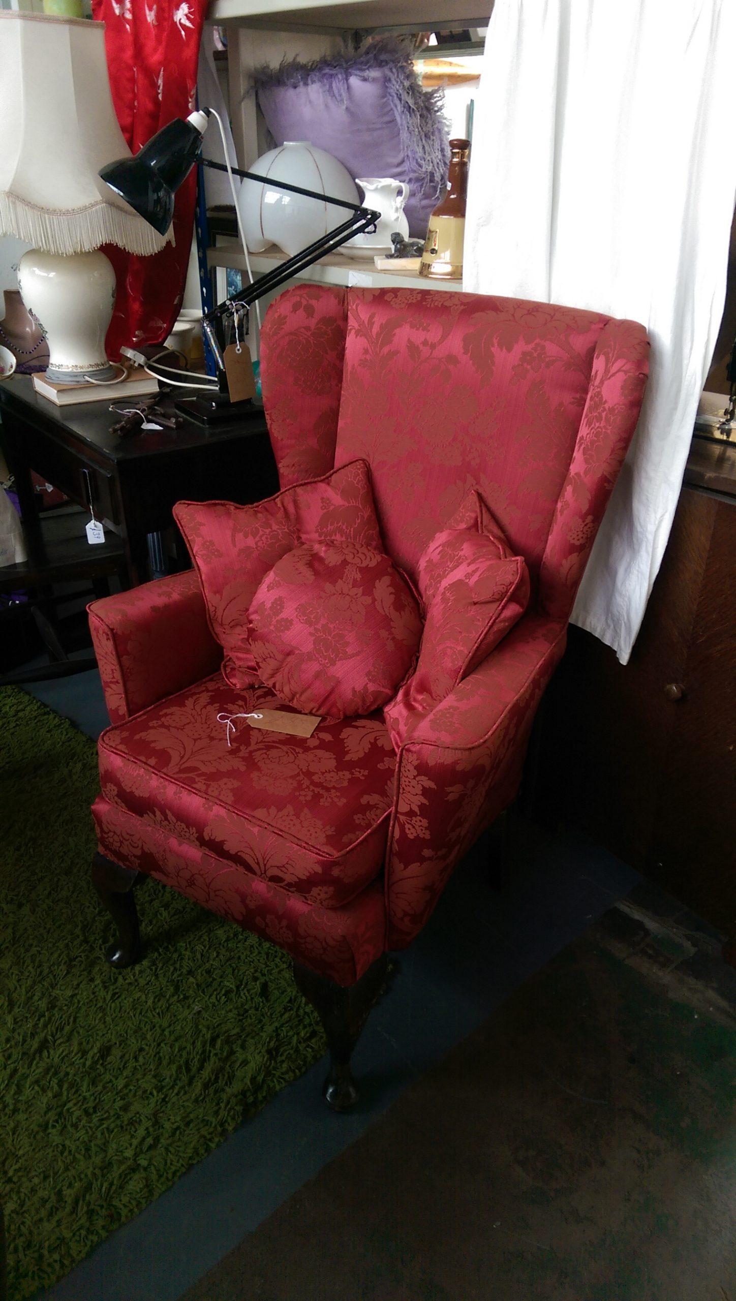 My beautiful chair